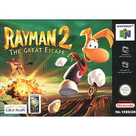 rayman 2 best version
