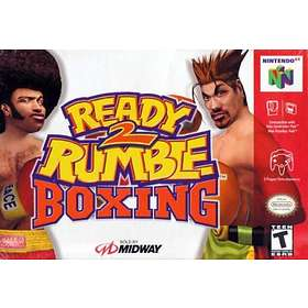 Ready 2 Rumble Boxing (N64)