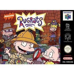 Rugrats: Treasure Hunt