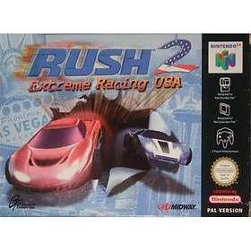 Rush 2: Extreme Racing (N64)
