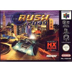 San Francisco Rush 2049 (N64)