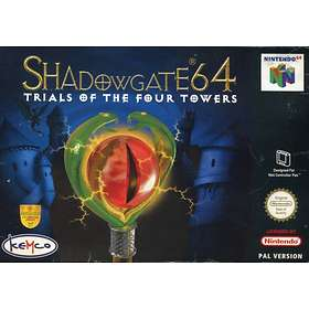 Shadowgate 64: Trials of the Four Towers (N64)
