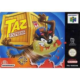 Looney Tunes: Taz Express (N64)
