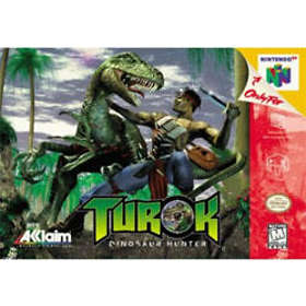 Turok: Dinosaur Hunter (N64)