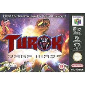 Turok: Rage Wars (N64)