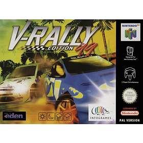 V-Rally Edition '99 (N64)