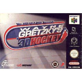 Wayne Gretzky's 3D Hockey (N64)