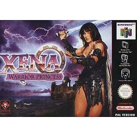 Xena: Warrior Princess (N64)