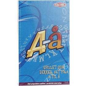 A-Å (pocket)