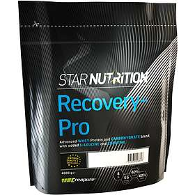 Star Nutrition Recovery Pro 4kg