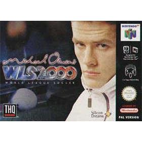 Michael Owen's World League Soccer 2000