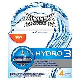Wilkinson Sword Hydro 3 4-pack