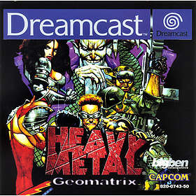 Heavy Metal: Geomatrix (DC)