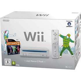 Nintendo Wii (+ Just Dance Pack 2)