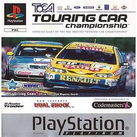 ToCA: Touring Car Championship