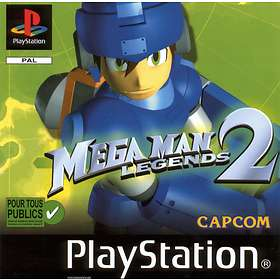 Mega Man Legends 2 (PS1)