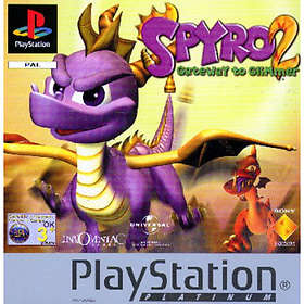 Spyro 2: Gateway to Glimmer (PS1)