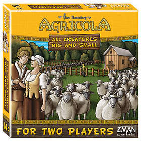Z-Man Games Agricola: All Creatures Big and Small