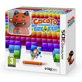 Cocoto Alien Brickbreaker + Figurine