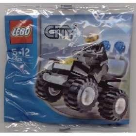 LEGO City 5625 Police 4x4