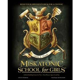 Fun to 11 Miskatonic School for Girls