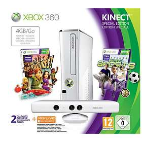 Microsoft Xbox 360 Slim 4GB - Special Edition Celebration Pack