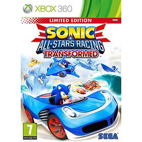 Sonic & All-Stars Racing Transformed (Xbox 360)