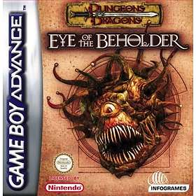 Dungeons & Dragons Eye of the Beholder (GBA)