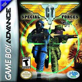 CT Special Forces (GBA)