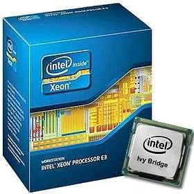 Intel Xeon E3-1245v2 3,4GHz Socket 1155 Box