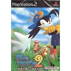 Klonoa 2: Lunatea's Veil (PS2)