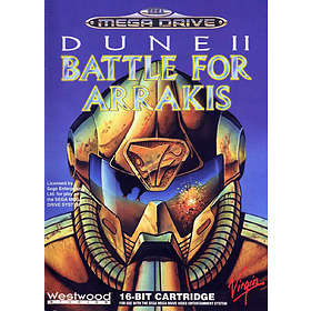 Dune II: Battle for Arrakis (Mega Drive)