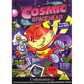 Cosmic Spacehead (Mega Drive)