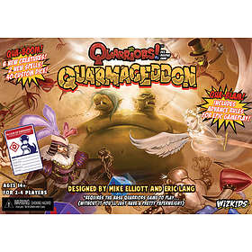 WizKids Quarriors! - Quarmageddon (exp.)