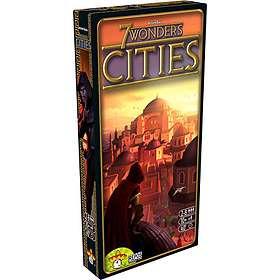 7 Wonders: Cities (exp.)