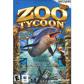 Find the best price on Zoo Tycoon 2 Expansion: Marine Mania