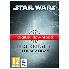 Star Wars Jedi Knight III: Jedi Academy (Mac)