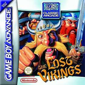 The Lost Vikings (GBA)