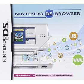 Nintendo DS Lite Browser (DS)