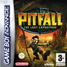 Pitfall: The Lost Expedition (GBA)