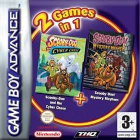 2 Games in 1: Scooby-Doo and the Cyber Chase + Mystery Mayhem