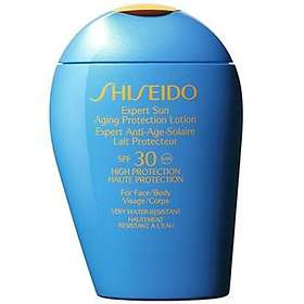 Shiseido Gentle Sun Protection Lotion For Face & Body SPF30 100ml