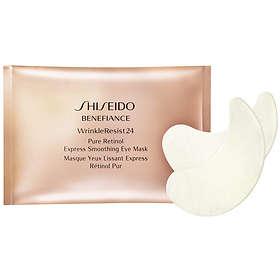 Shiseido Benefiance Pure Retinol Instant Treatment Eye Mask 12st