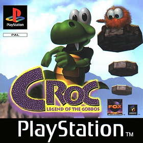 Croc: Legend of the Gobbos (PS1)