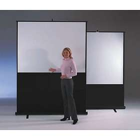 "Metroplan Leader Portable Floor 4:3 74"" (150x112)"