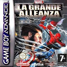 Marvel: Ultimate Alliance (GBA)