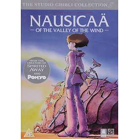 Nausicaä of the Valley of the Wind (UK)