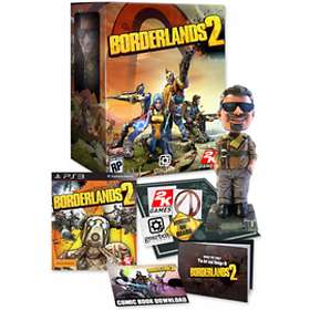 Borderlands 2 - Deluxe Vault Hunter's Collector's Edition (PS3)