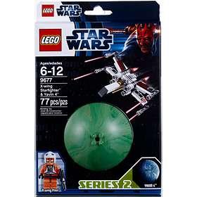 LEGO Star Wars 9677 X-wing & Yavin 4