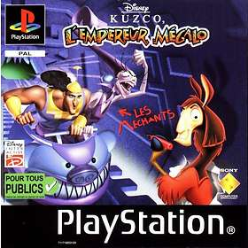 The Emperor's New Groove (Kejsarens Nya Stil) (PS1)